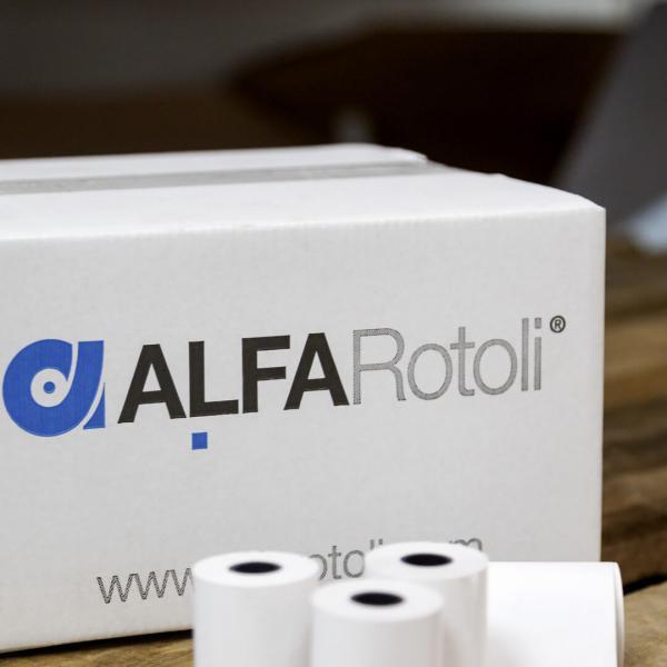 Immagini prodotto e lavorazione ALFA Rotoli