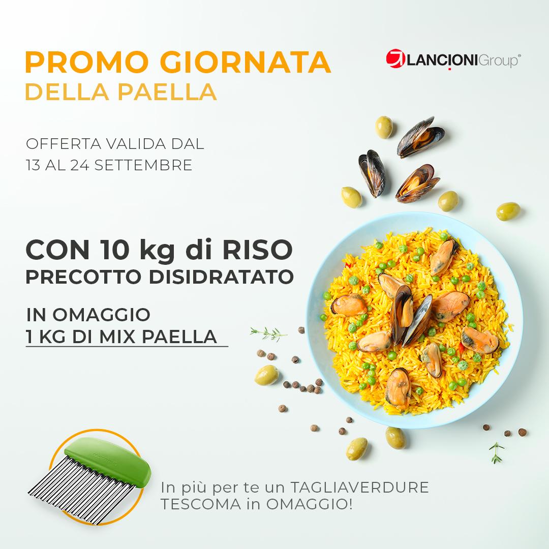 Giornata Mondiale della Paella 2021 lancioni group 1080x1080